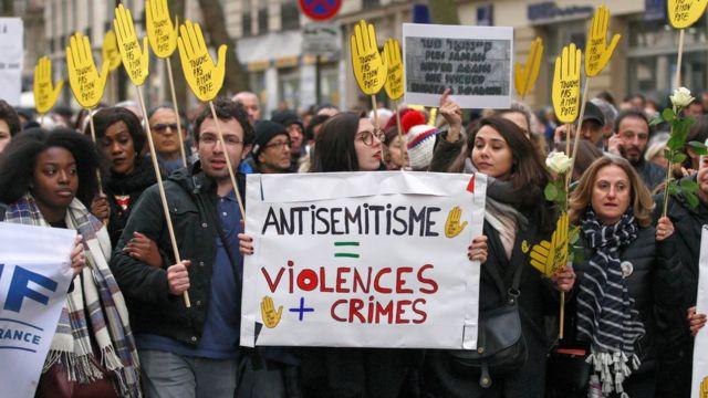 Antisemitismo Judeofobia